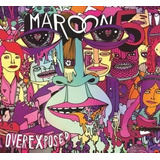 Maroon 5 Overexposed Digipack [cd Original Lacrado  Fabrica]